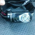 【ヘッドライト】釣りにジェントスGT-301D